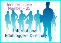 Edublogger's Directory Badge